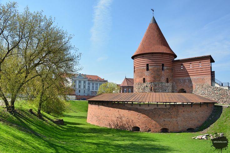 Kaunas castle, Lithania.