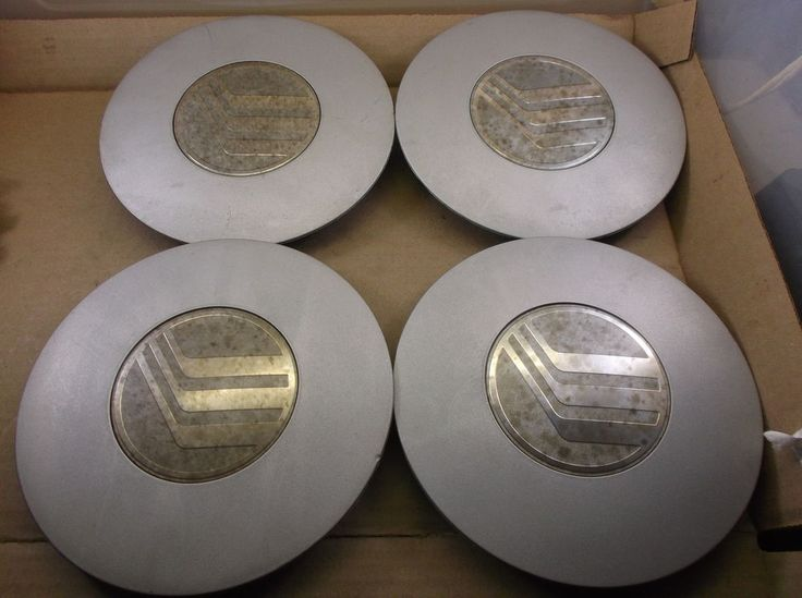 1998-2002 Mercury Sable Wheel Center Caps p/n  F6DC-1A096-BA  hubcap cover  G16 #MercuryOEM