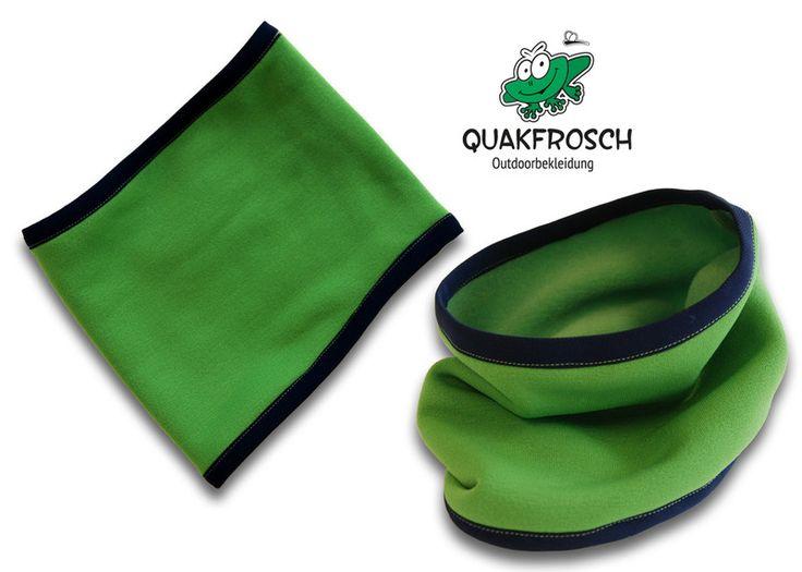 Schals - Loopschal aus Funktionsfleece - versch. Farben - ein Designerstück von Quakfrosch-Outdoorbekleidung bei DaWanda