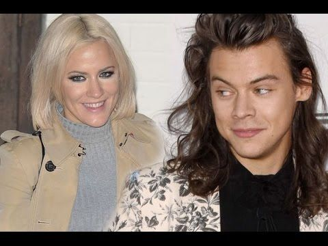 Is there still a spark between Caroline Flack & Harry Styles? Former fla...