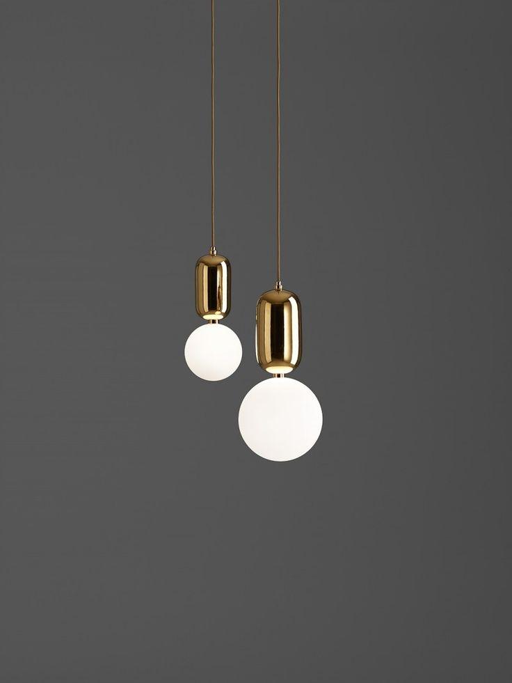 Parachilna Aballs Lamps by Jaime Hayon                                                                                                                                                                                 Plus
