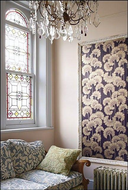 Florence Broadhurst framed