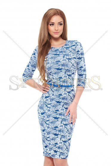 StarShinerS Tenderness DarkBlue Dress