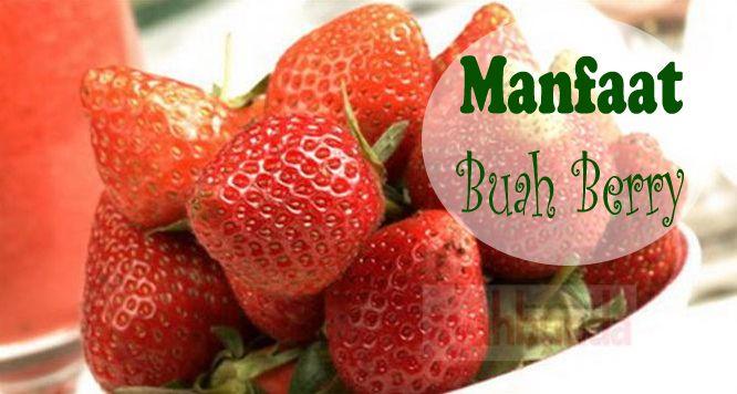 Buah berry memiliki banyak manfaat. Mulai dari pencegah keguguran, menekan pertumbuhan tumor dan kanker, hingga mencegah pembekuan darah.  Ada beberapa macam buah berry dan khasiatnya. Klik link di atas untuk informasi selengkapnya