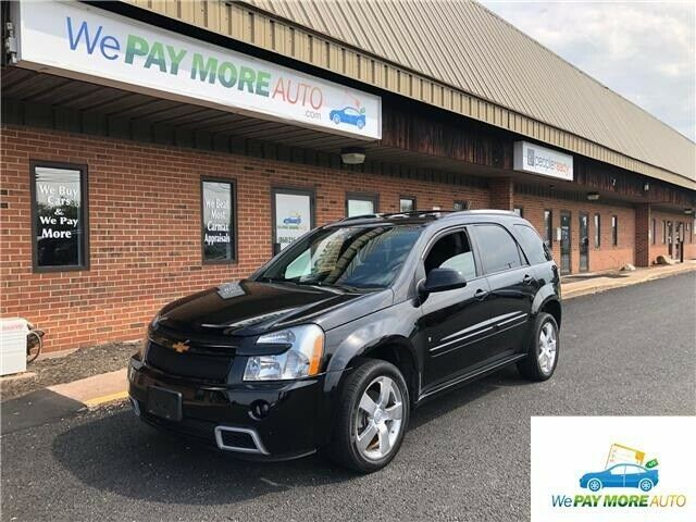 Ebay Advertisement 2009 Chevrolet Equinox Sport Chevrolet