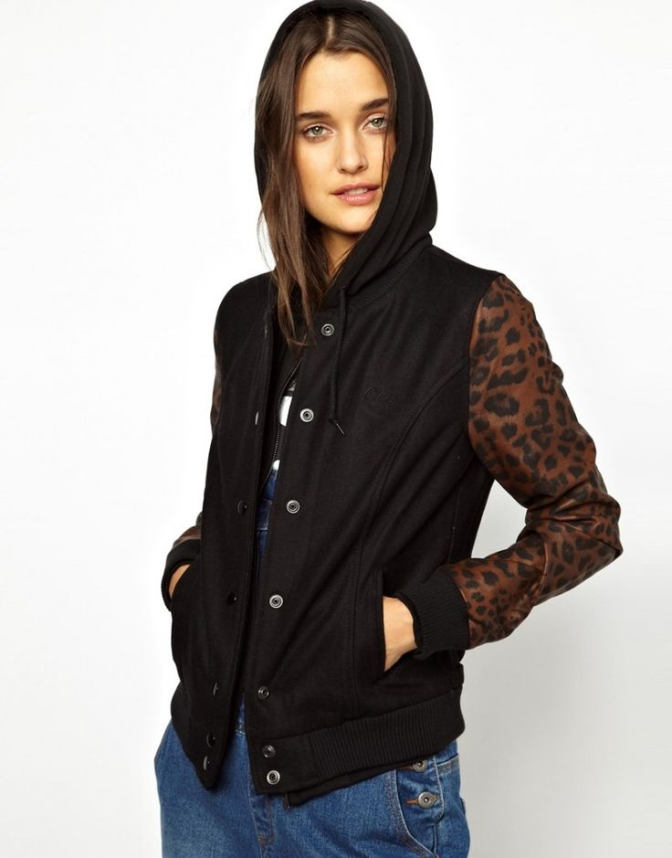 Womens Varsity Jacket 2
