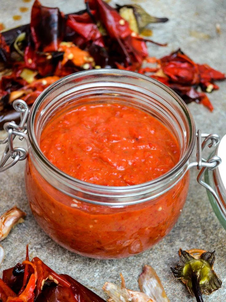 How to make ajvar   Recipe   A kitchen in Ist …
