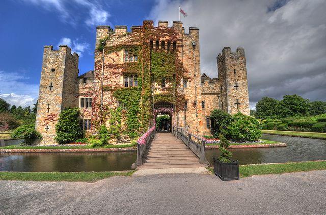 Anne Boleyn room at hever castle | Hever Castle Anne Boleyn | Flickr - Photo Sharing!