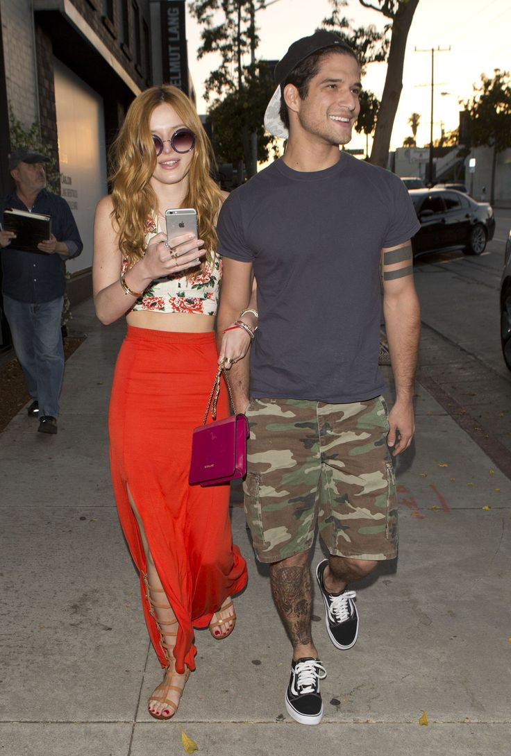 These BEYOND Adorable Pics of Tyler Posey and Bella Thorne Will Make You Ship Them So Hard