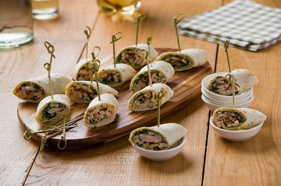 Borrel wraps   - HEKS'NKAAS®