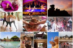 """Five full days of qigong, meditation and mindfulness at a beautiful spot on the rugged Ibiza shores and relaxing evenings in a """"Balinese"""" atmosphere."""