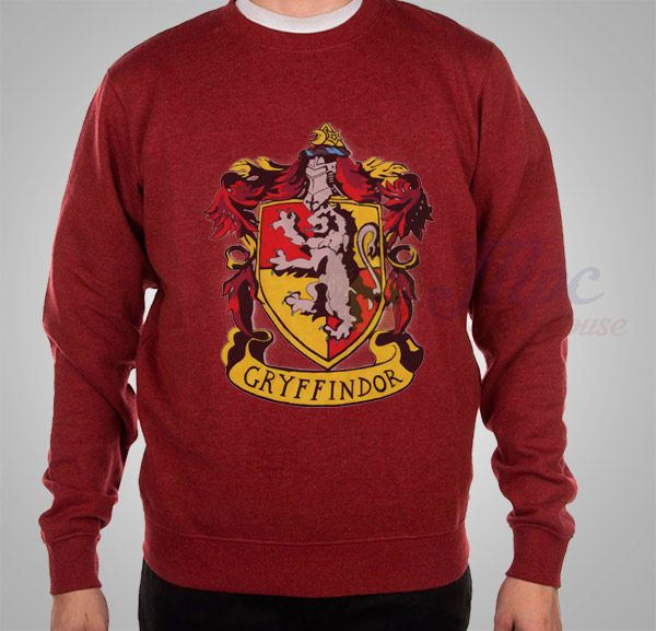 Like and Share if you want this  Gryffindor Symbol Harry Potter Sweater     Gryffindor Symbol Harry Potter Sweater Fit For Men And Women Size S-2XL Welcome to Mpcteehouse, we produce high quality sweatshirt with great designs in the world. Gryffindor Symbol Harry Potter Sweater is made of premium quality cotton for a great quality soft feel, and comfortable retail fit. Our soft textile flex print gives a really high end finish to any striking design. This ...    Tag a friend who would love…