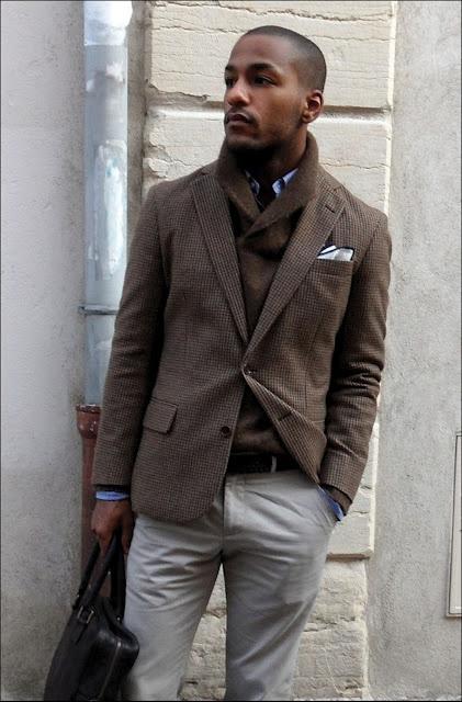 Shawl Collar | Smart modern men´s clothing