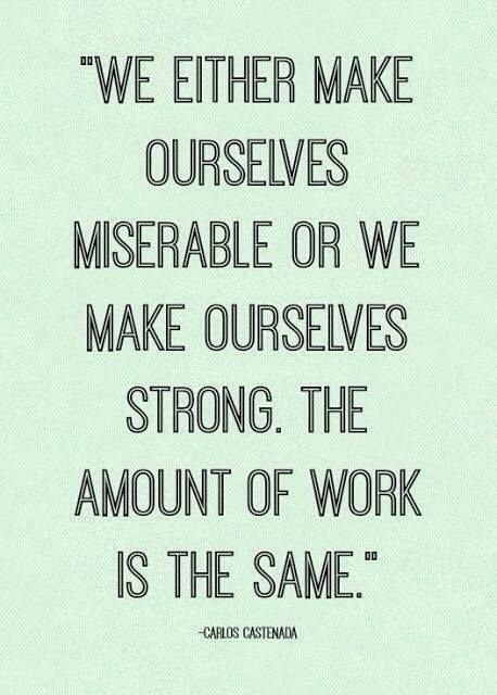 Make ourselves
