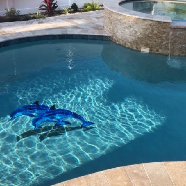 shadow pool mosaic mosaic pool