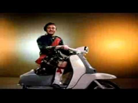 Lambretta Twist Commercial