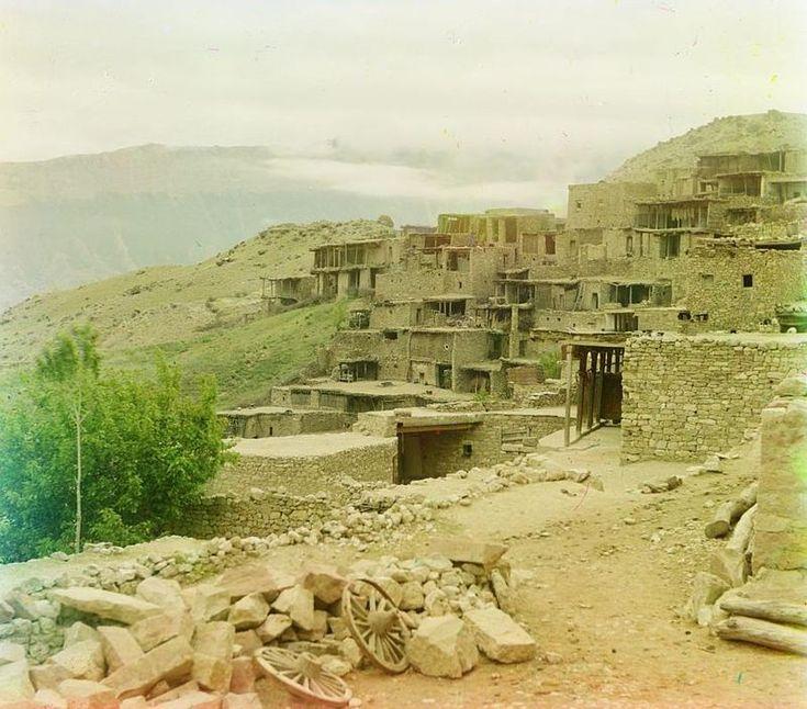 Гуниб — последний аул Шамиля в Дагестане