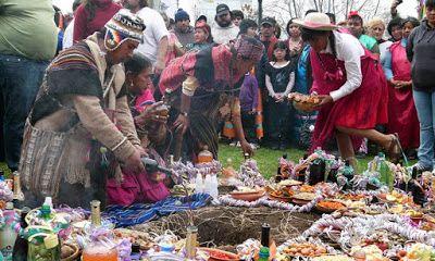 PUEBLA REVISTA: Día de la Pachamama
