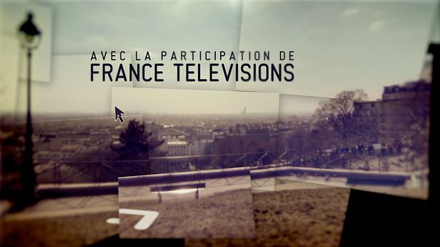 DETECTIVES - Opening Titles by REANIMATION. Making-of : http://reanimation.tv/?p=728