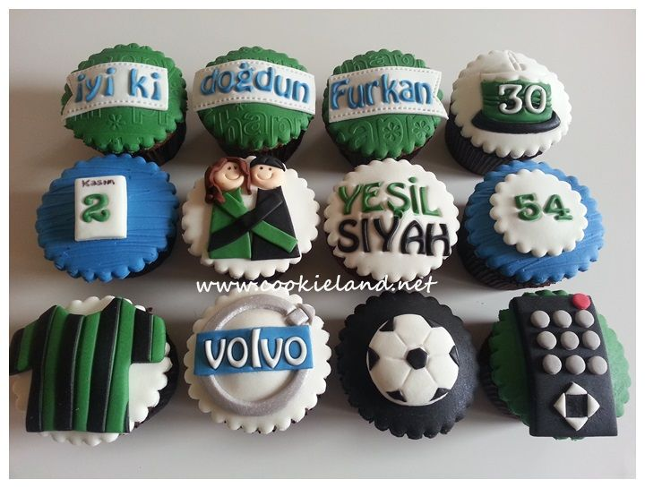 birtday cupcakes for adults
