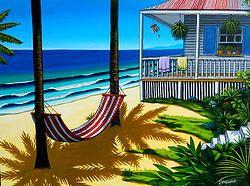 Queenslander on the Beach - SOLD