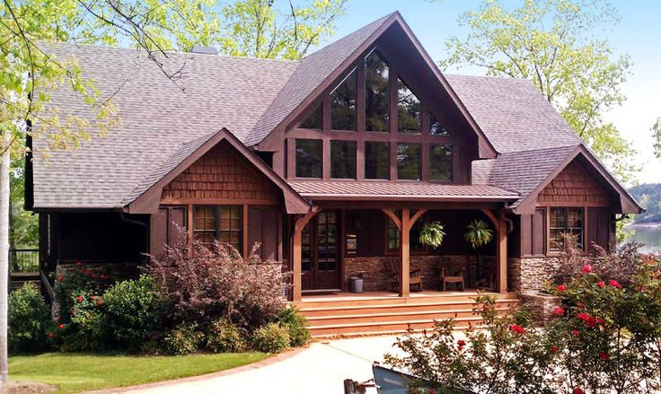 25 best ideas about dog trot house on pinterest for Mountain vacation house plans