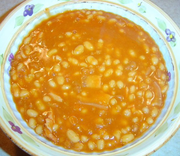campbell's Pork and Beans Clone