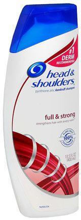 Head & Shoulders Full & Strong Dandruff Shampoo