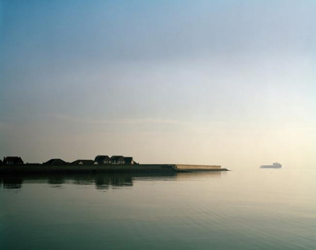 Thorney Bay, Canvey Island, Essex, England, UK. by Jonathanolley