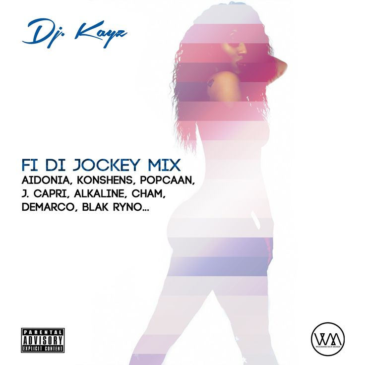 "Weedamix.com ""Fi Di Jockey Mix"" Cover Sample 3"