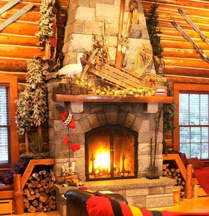 Tour A Historic Waterfront Lodge On Lake Placid Lodge