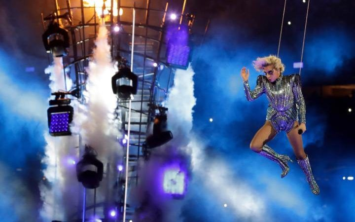Lady Gaga Delivers the Best Super Bowl 2017 Halftime Show Ever (Full Video)