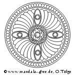Free Printable Mandalas - #87