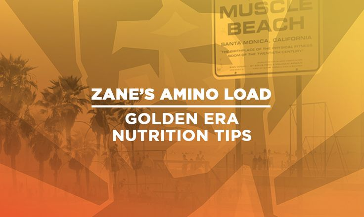 """Frank Zane specialized in """"precursor loading,"""" where he would consume several amino acids before training. He was using massive amounts of glutamine, a versatile and effective amino for bodybuilders that wasn't popular at the time, but is now. Zane was ahead of his time.    Glutamine is found in Vintage Build, the 3-in1 Essential Muscle Builder. Have you tried it?…"""