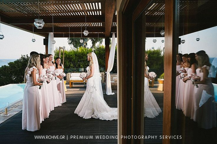 island private house wedding photography
