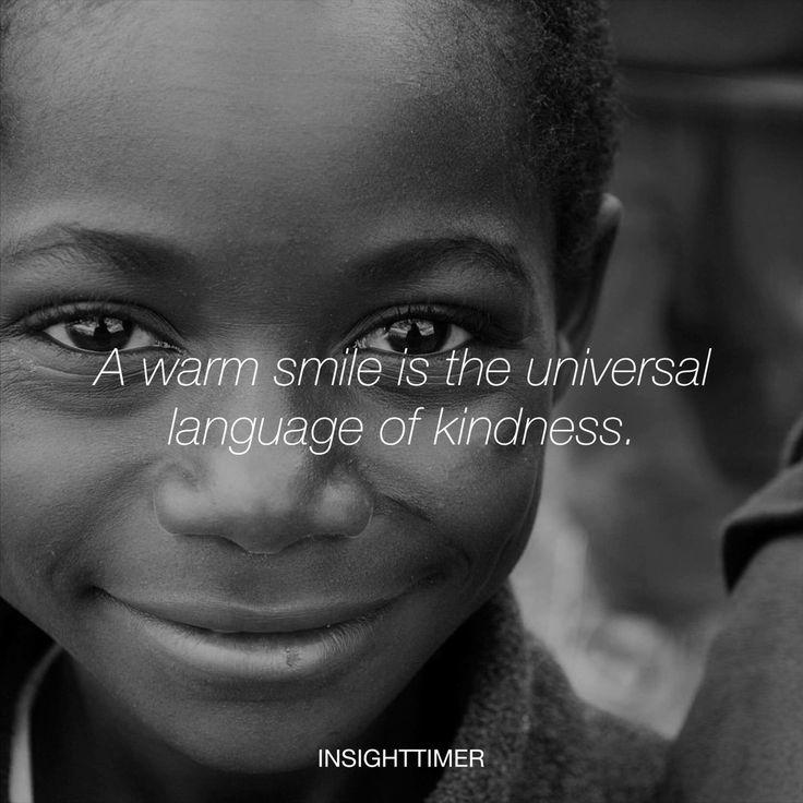 a smile. | zitate berühmter personen, zitate, berühmte