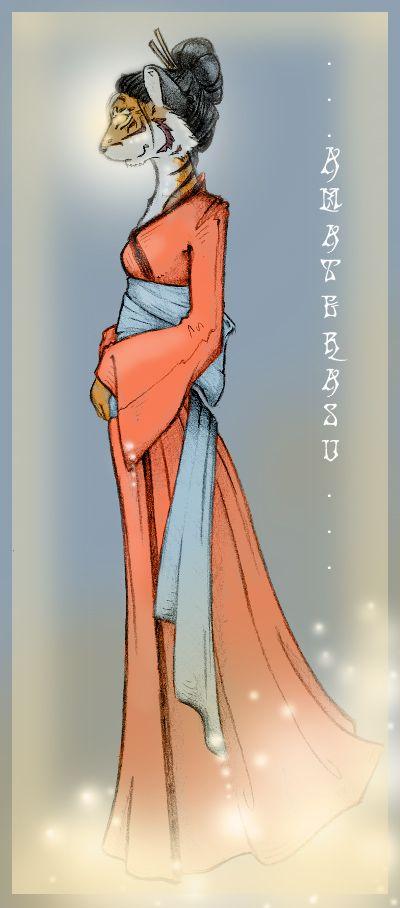 -Amaterasu for Mari- by IAshPawI on deviantART
