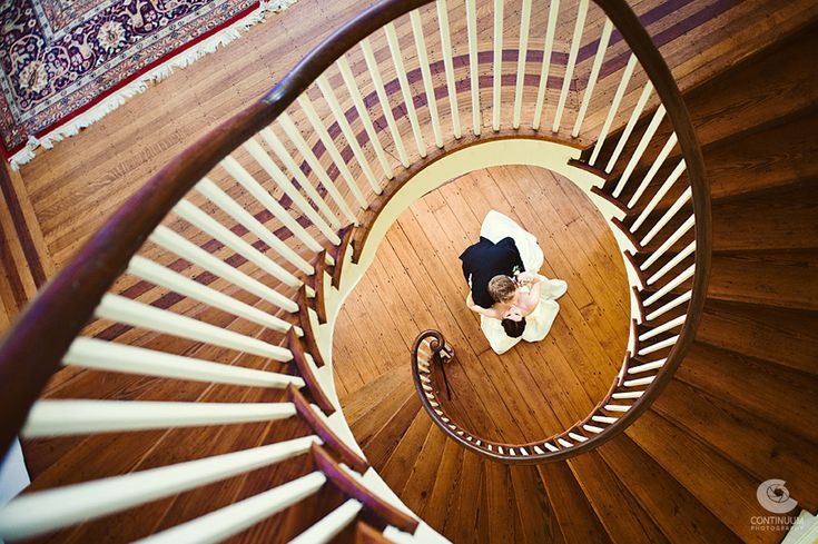 grand spiral staircase at lowndes grove mansion charleston sc