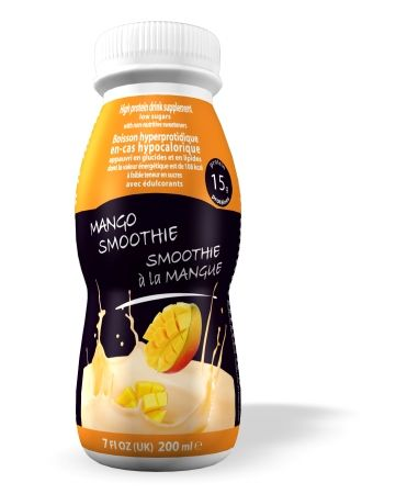 This is another fantastic product from www.thekeediet.co.uk  200 mls of Mango smoothie givin you a full 15g of Protein and just 108 calories per bottle.  Perfect for taking our for that ready made lunch, or use whilst shopping instead of being tempted from your diet.