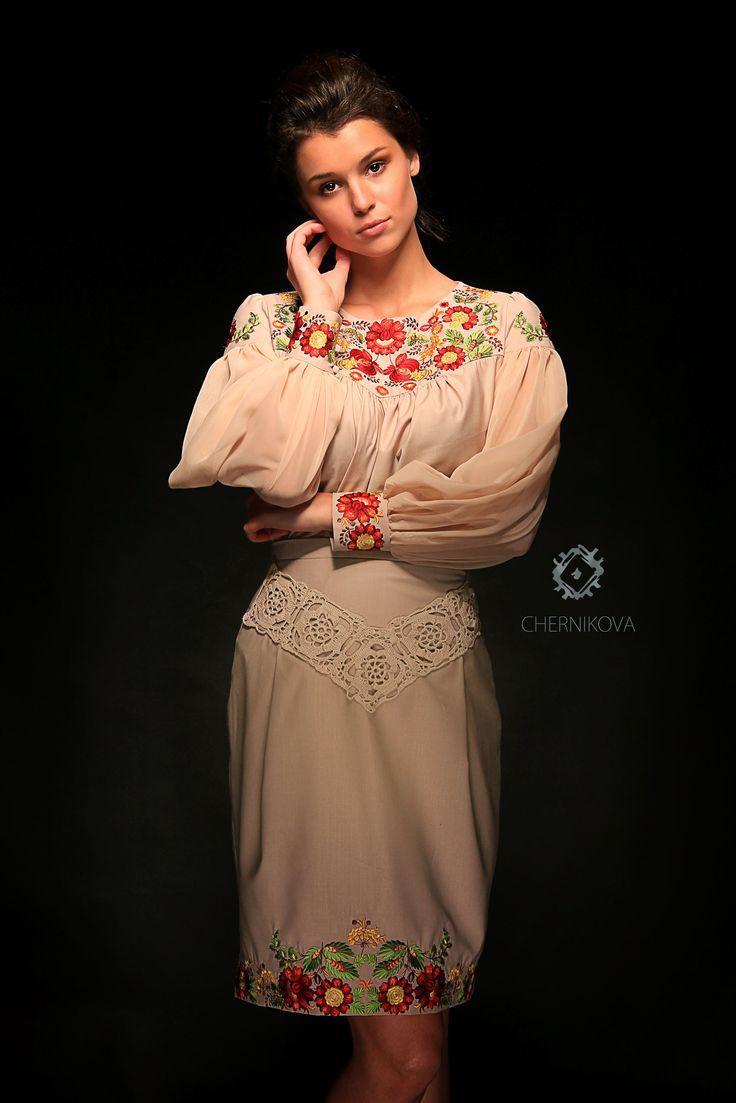 Chernikova Ukrainian fashion 438 best