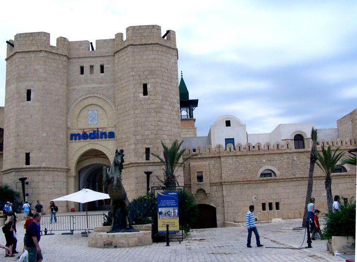 Tunesia,Hammamet-Yasmine