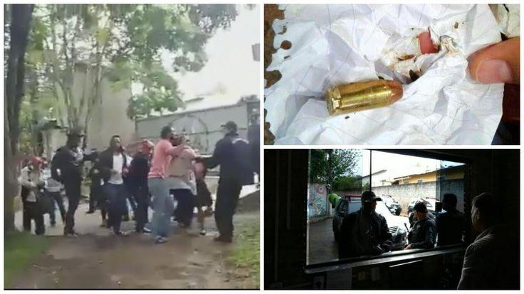 Os vídeos gravados por militantes do MST mostram o que acontece hoje em dia com o policial-show. Invadem uma escola pacífica, centro de formação política, com mulheres, crianças, idosos, alunos est…