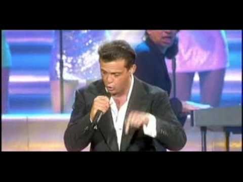 Luis Miguel --besame --en vivo