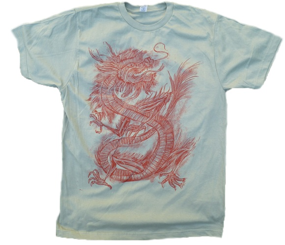 Year of The Dragon Tee