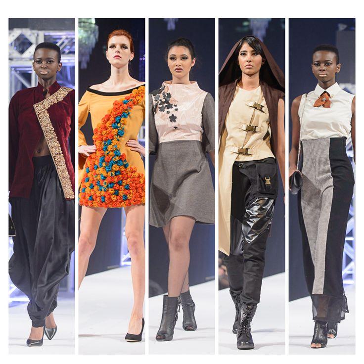 Redefining Design Fashion Show 2015 - Seneca Models: Katie Z. Jada M. www.orangemodels.ca