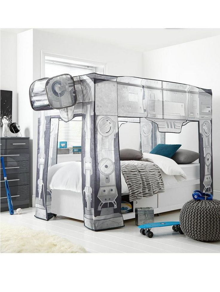 ReadyRoom Star Wars AT-AT Bed Canopy