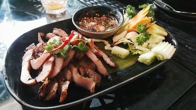 PANDA JAJAN: [Food & Resto] NAM Thai PIK Avenue