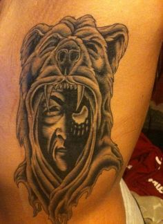 Tattoo more tattoo ideas tattoo book bears headdress for Choctaw indian tattoos