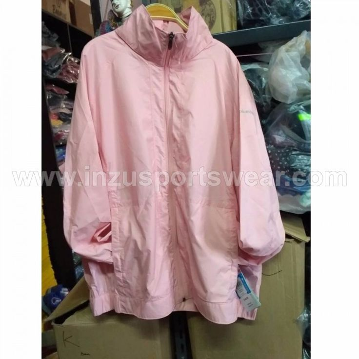 Columbia Access Point Omni Shield Jacket-Pink