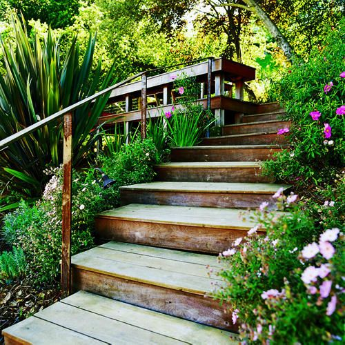 Wood Platform Steps Designs Bing Images